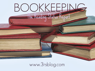 """Bookkeeping"" badge www.3rsblog.com"