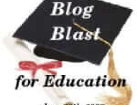 "Blog Blast for Education: It just starts with the ""three R's"""