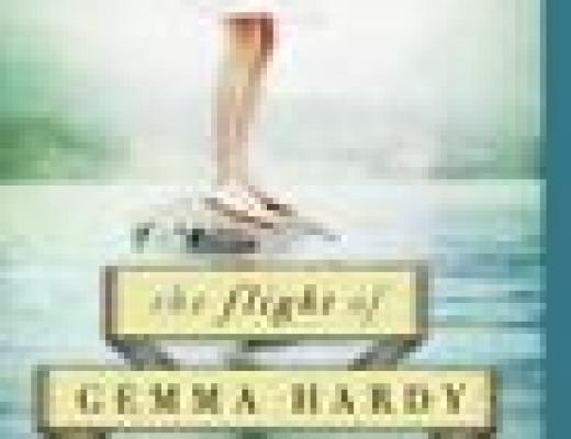 Book Talk: *The Flight of Gemma Hardy*, by Margot Livesey (TLC Book Tour)