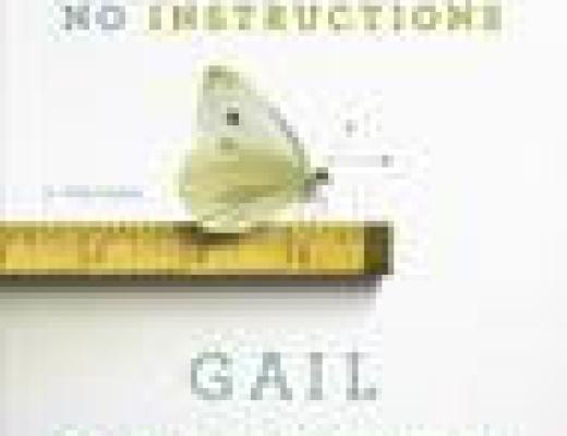 Book Talk: NEW LIFE, NO INSTRUCTIONS, by Gail Caldwell