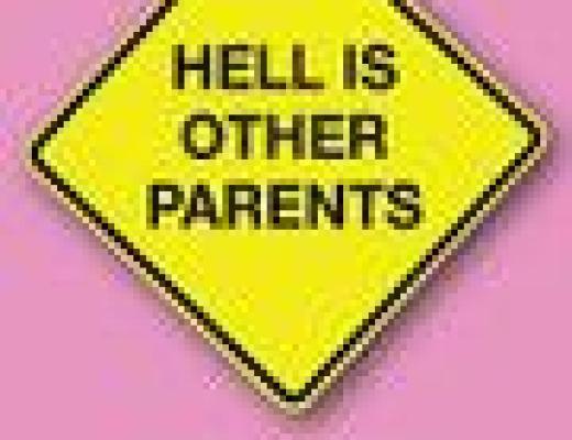Book Talk: HELL IS OTHER PARENTS, by Deborah Copaken Kogan