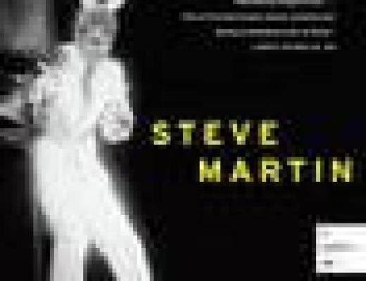 (Audio)Book Talk: *Born Standing Up*, by Steve Martin