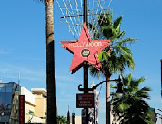 Not-quite-Wordless Weekend: Hollywood Neighborhood #1