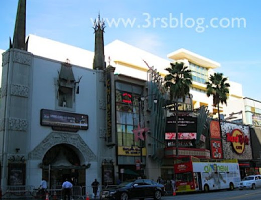 Not-quite-Wordless Weekend: Hollywood Neighborhood #3