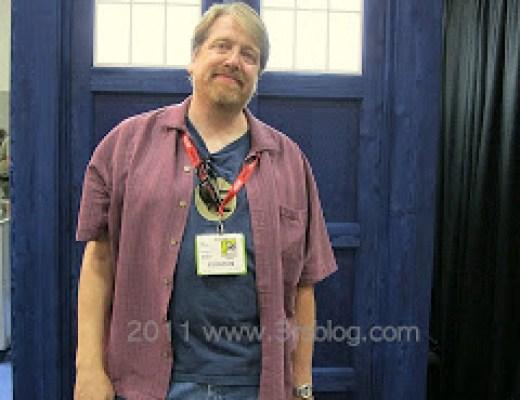 Comic-Con 2011, Part 1: Murphy's Law