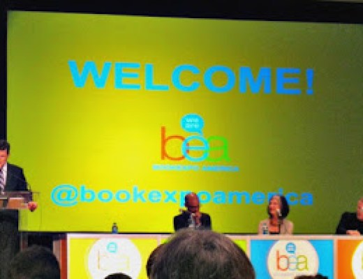 #BookExpo 2012: A Not-so-Bookish Highlight Reel