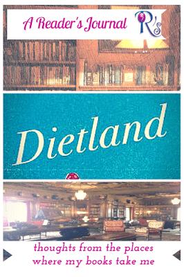 A Reader's Journal: DIETLAND by Sarai Walker (audiobook read by Tara Sands)