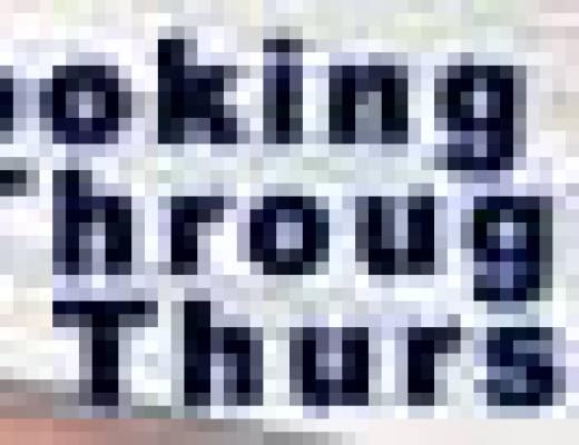 """Booking Through Thursday 11-7: """"Volume"""""""