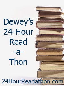 Booked Up on Saturday: It's #Readathon Time!