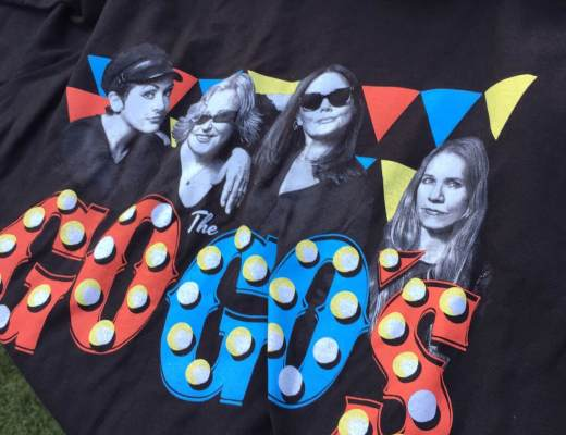 The Go-Go's Say Goodbye at the Greek Theatre