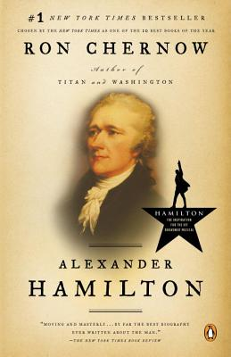 ALEXANDER HAMILTON by Ron Chernow [Audiobook Thoughts]