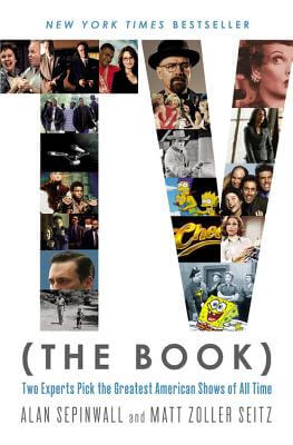 TV (THE BOOK) — The Audiobook