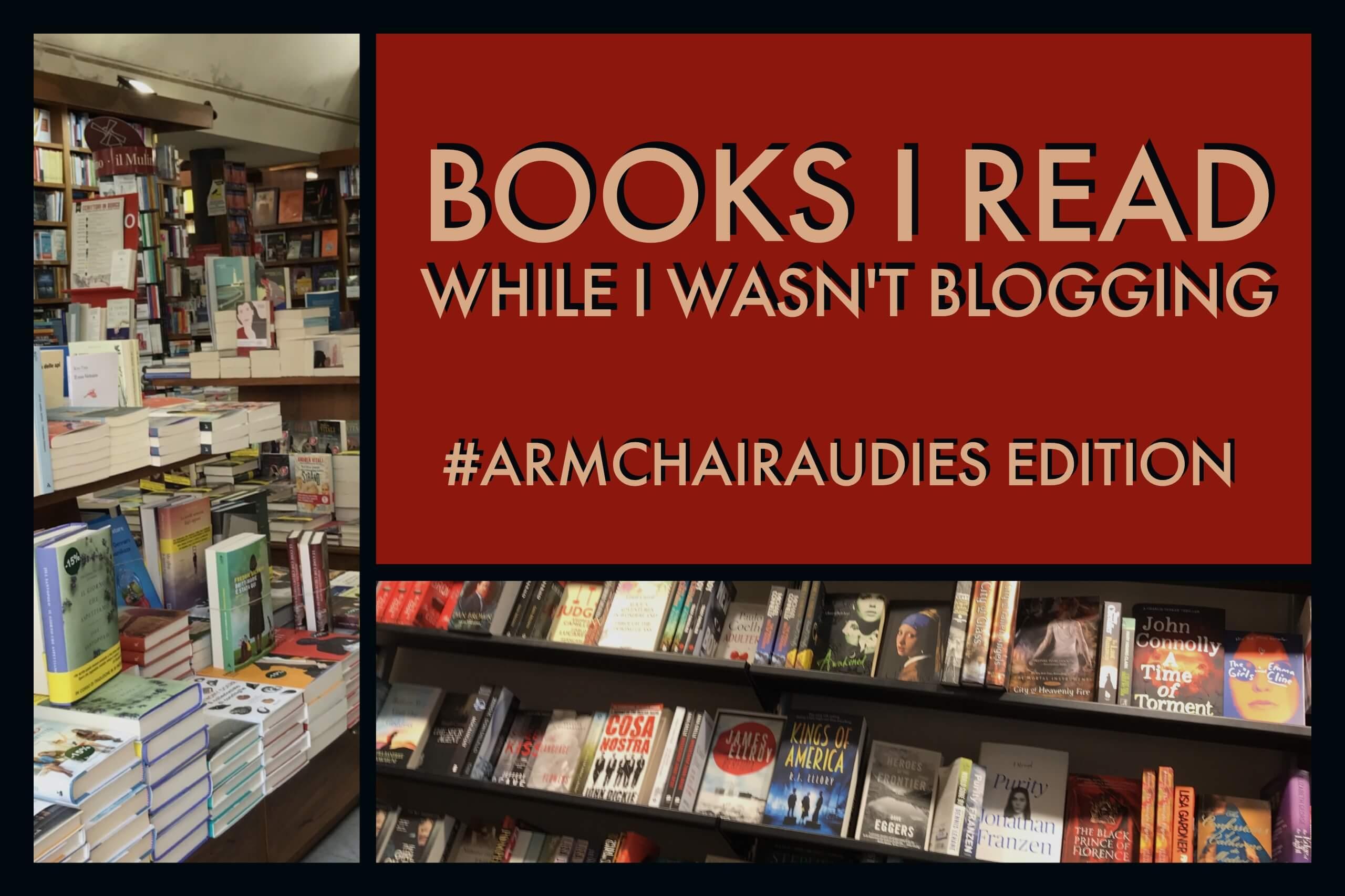 armchair audies audiobooks read