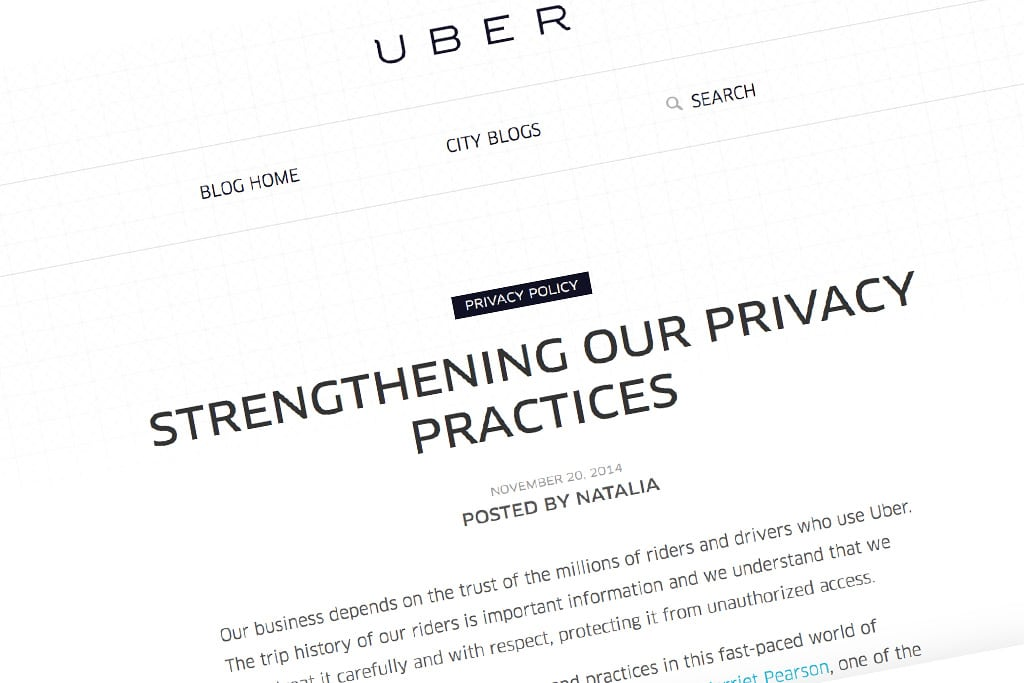 Uber Hires Law Firm to Investigate Its Own Invasion of