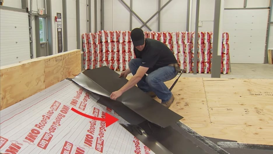 How To Cut Metal Roofing Lengthwise