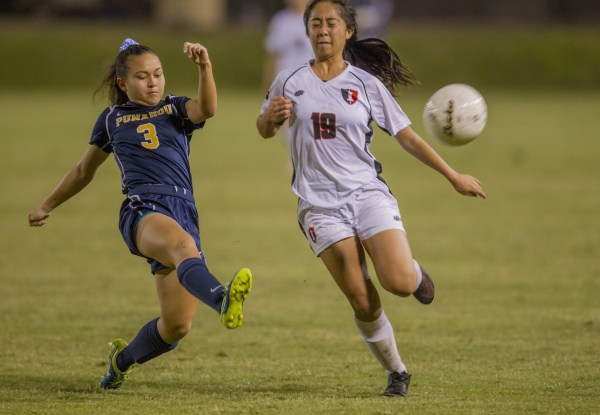 Girls Soccer State Championships Feb. 4