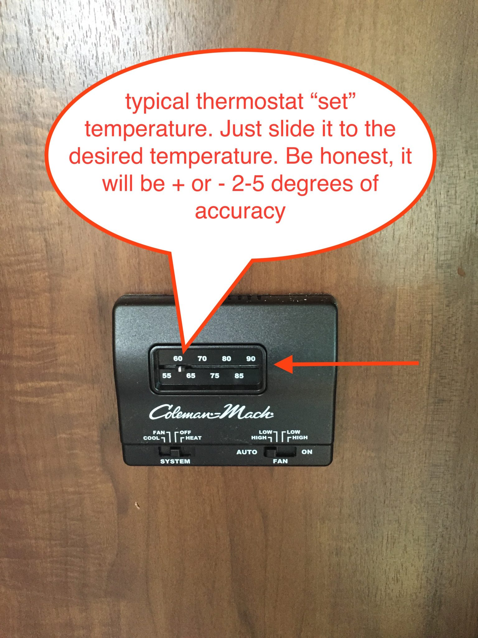 hight resolution of  jayco travel trailer thermostat set temperature