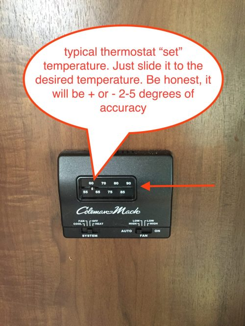 small resolution of  jayco travel trailer thermostat set temperature