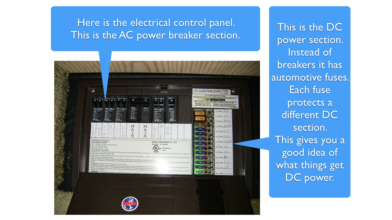 hight resolution of  replacing the rv power converter 004 power distribution control panel