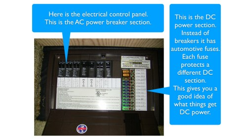 small resolution of  replacing the rv power converter 004 power distribution control panel