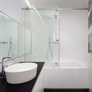 upgrading your shower with glass