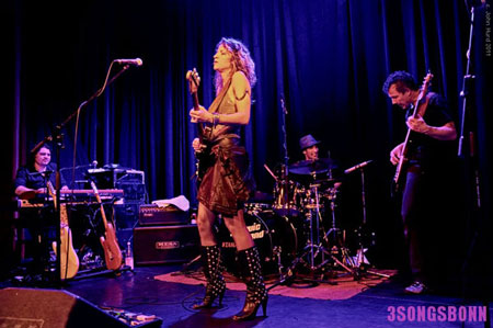 Ana Popovic Band in Koblenz