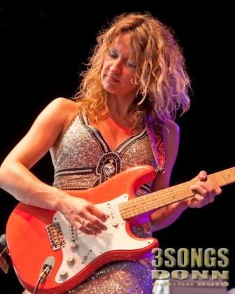 Ana Popovic in Bonn