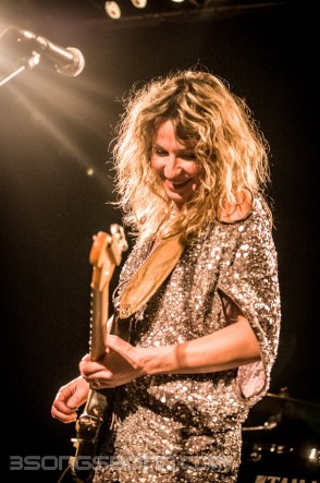 All the way from Memphis - the new Ana Popovic CD is a stunner