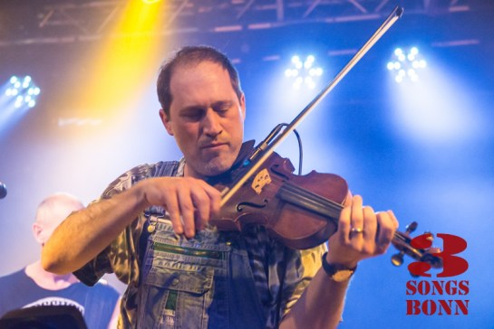 Some gentle violin? This picture is not what it seems of Brian Wheeler.