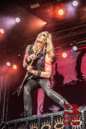 Nita Strauss - The 'Iron Maiden' of the Band