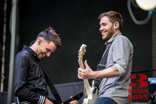 Young guns going for it - Revolverheld