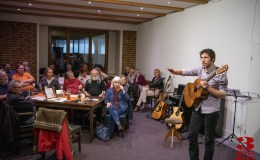 Folk Club – Simon is Back!