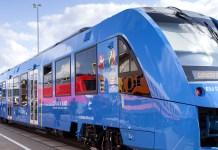أول قطار صامت في العالم يسير بالبخار فقط من دون أي انبعاثات غازية