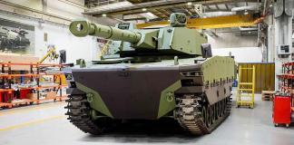 تركيا تكشف وللمرة الأولى النقاب عن دبابة نمر المتطورة جداً
