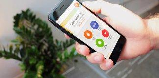 تطبيق على الهاتف الذكي يتحكم بمستويات السكر في الدم 