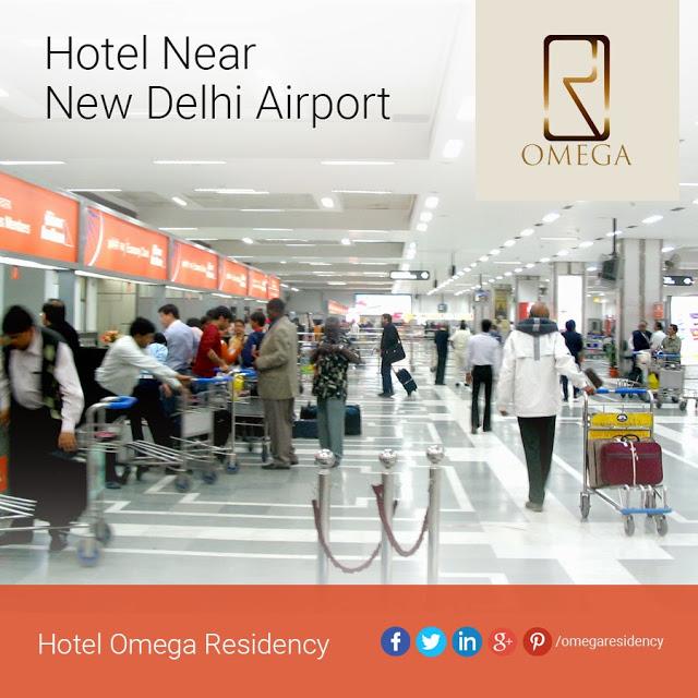 Best 3 Star Rated Hotel Near New Delhi Airport 3 Star