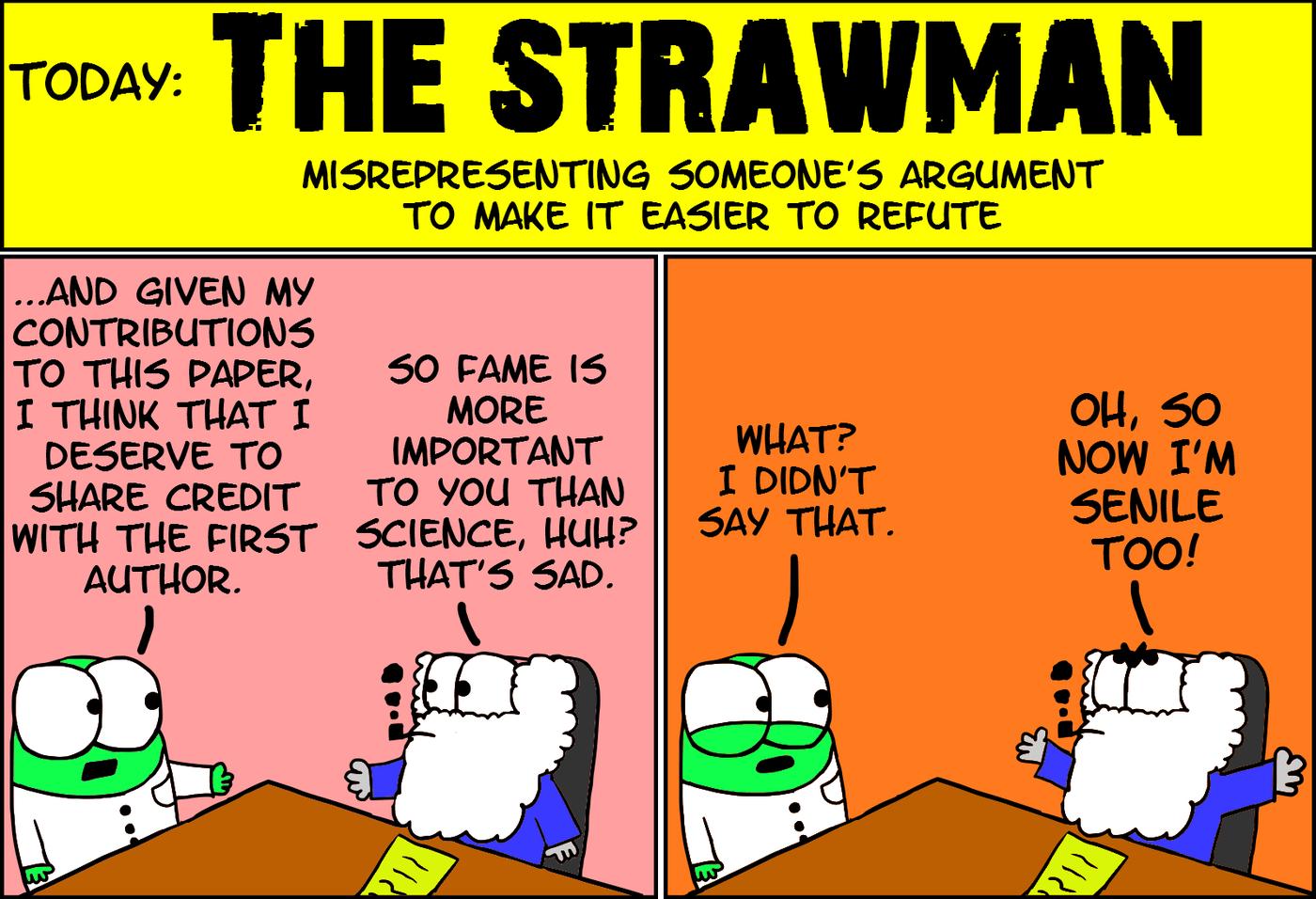 examples of fallacies