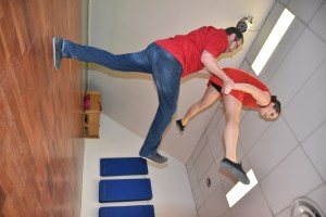 3step acrobatie rock swing pau danse