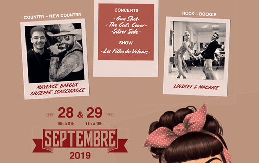 3step - démonstrations - weekend HappyDance - Juillan - 28/29 septembre 2019