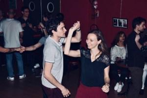 3step soirée au cabaret Au Suivant pop rock swing février 2019