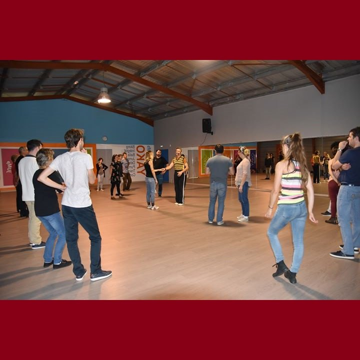 Stage de danse 3step