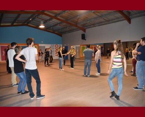 Stage de danse 3step