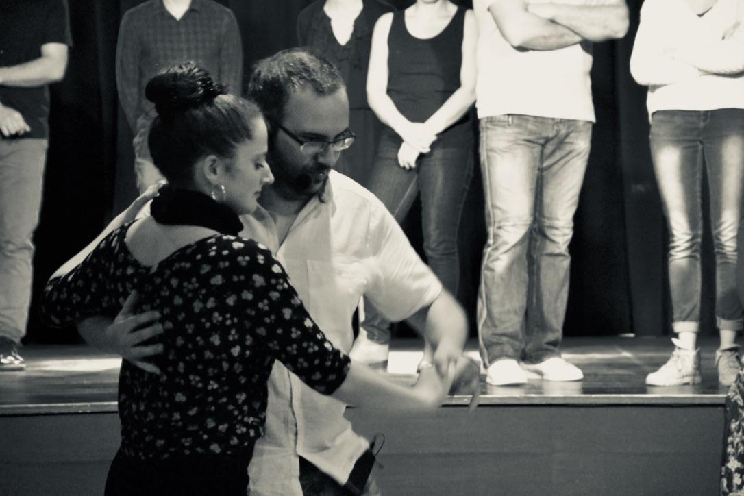 Angela & Léo Professeurs et animateurs de 3step