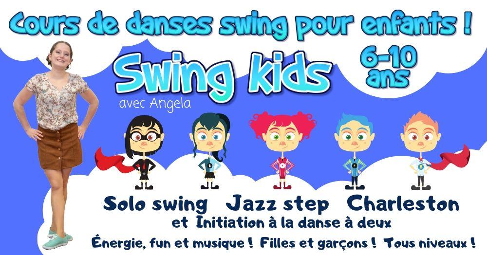 Cours de danse pour les enfant