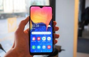 Schermo Samsung A20e
