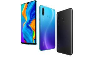 Huawei P30 Lite in due colorazioni