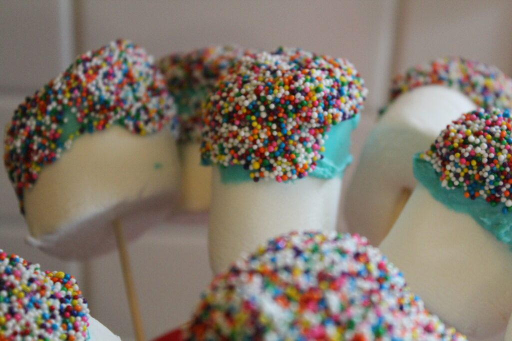 Marshmallow Pops: 3ten.ca