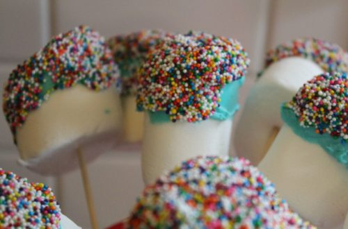 Marshmallow Pops: 3ten.ca