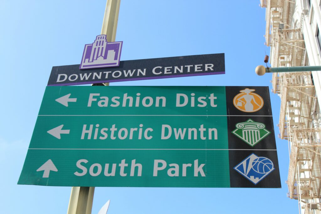 LA Fashion District: 3ten.ca