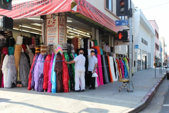 Fashion Fabric District: 3ten.ca